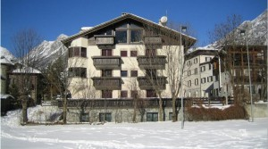 Apartment in Bormio, Milano Street