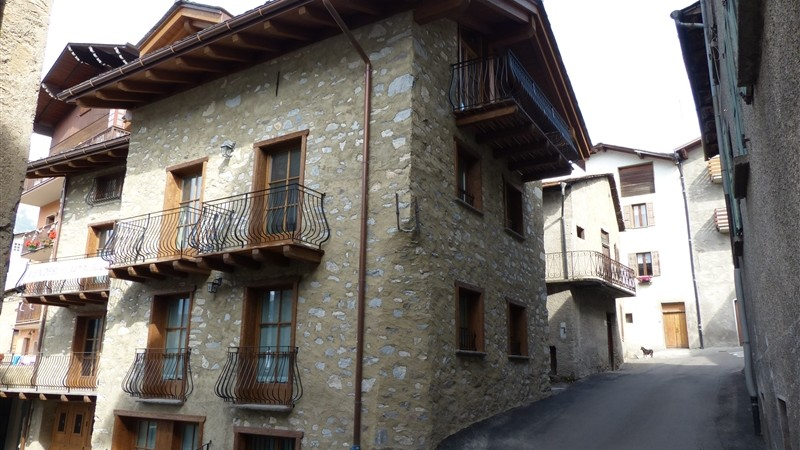 Apartment in Piatta, only 2 km from the center of Bormio