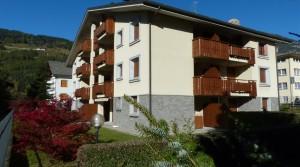 Apartment in Bormio, Confinale Street