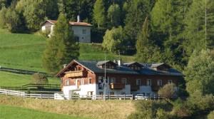 Bilocale mansardato in zona Motte D'Oga, Valdidentro