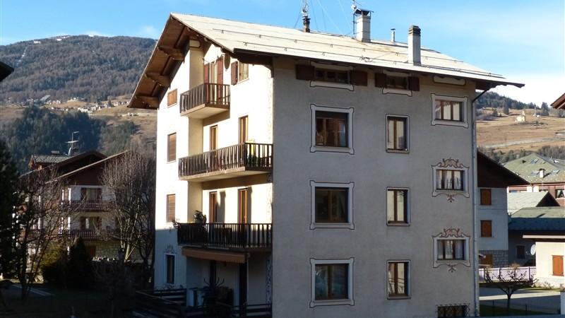 Apartment in Bormio, Don Santelli Street