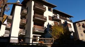 Appartamento in affitto in centro Bormio, panoramico e luminoso