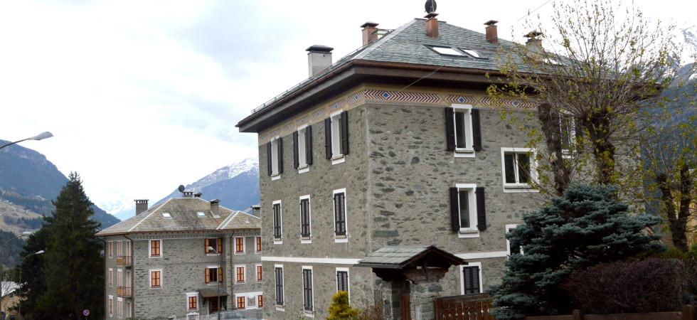 Occasione mansarda nuova, luminosa e panoramica in Bormio