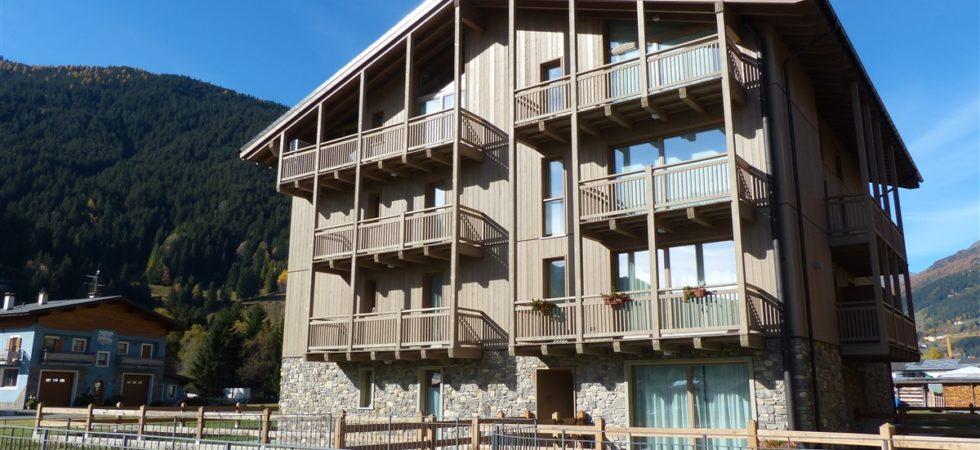 Appartamento nuovissimo, in vendita in Valdidentro