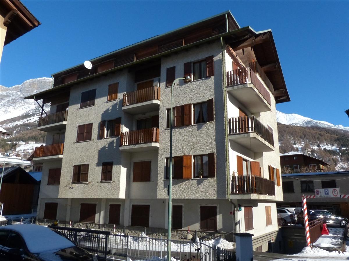 Appartamento centro Bormio, a 5 minuti dalla cabinovia