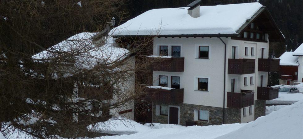 Appartamento a Santa Caterina Valfurva, panoramico e finemente arredato