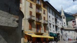 Bilocale in vendita in centro Bormio