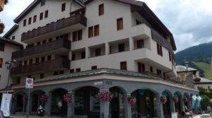 Appartamento panoramico e soleggiato in centro Bormio