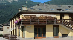 Apartment in Bormio, distance only 50 meters from Roma Street