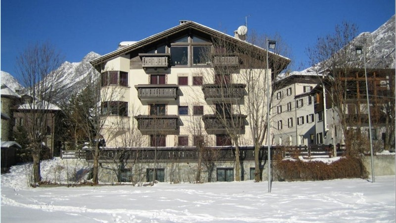 Apartment in Bormio, Milano Street