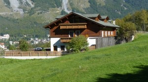 "Attic in residence ""La Staffa"" distance 4 km from Bormio"