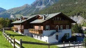 Apartment in Seghetto, Valdidentro
