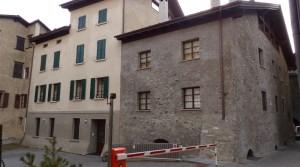 Apartment in Bormio, Ginnasio Street