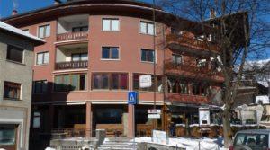 In centro Bormio, accogliente bilocale con balcone