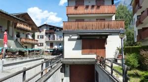 Apartment in Bormio's center