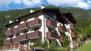 Apertment in Cepina, hamlet Pozzaglio. Valdisotto