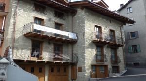 New Apartments in Piatta, 1 km from Bormio