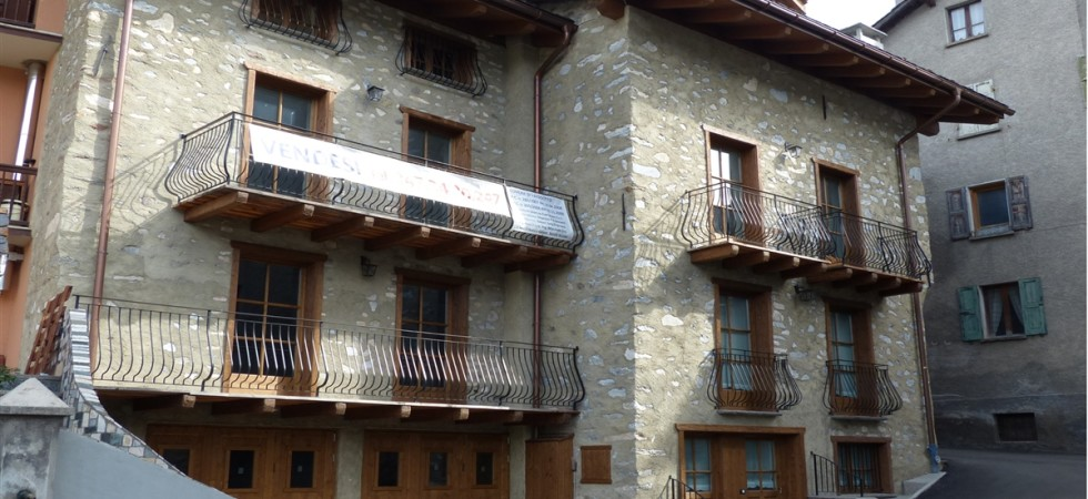 New Apartments in Piatta, 1 km from Bormio