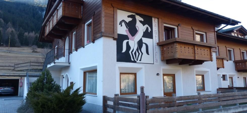 Appartamento in affitto in Valdidentro, quadrilocale