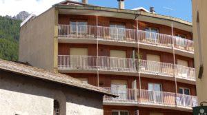 Bilocale centralissimo, con balcone e bellissima vista
