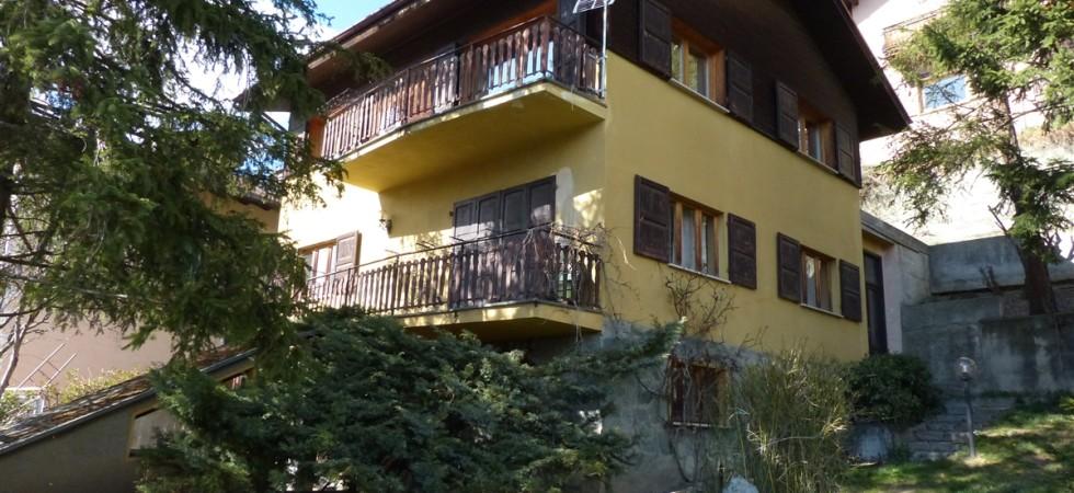 Appartamento in casetta privata, zona panoramica