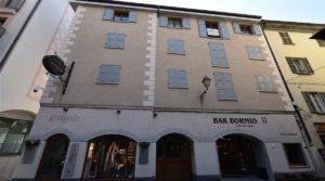 In centro Bormio, bilocale finemente arredato in affitto