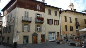 Bilocale in vendita e in affitto in centro Bormio, centro storico