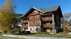Bilocale nuovissimo in zona residenziale a Bormio