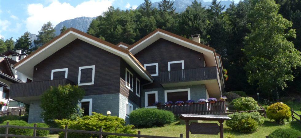 Appartamento panoramico  e soleggiato con 2 camere