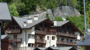 Vicinanze Bormio, mansarda nuova panoramica