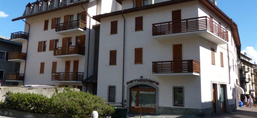 Bilocale centro Bormio,  a 2 passi da via Roma