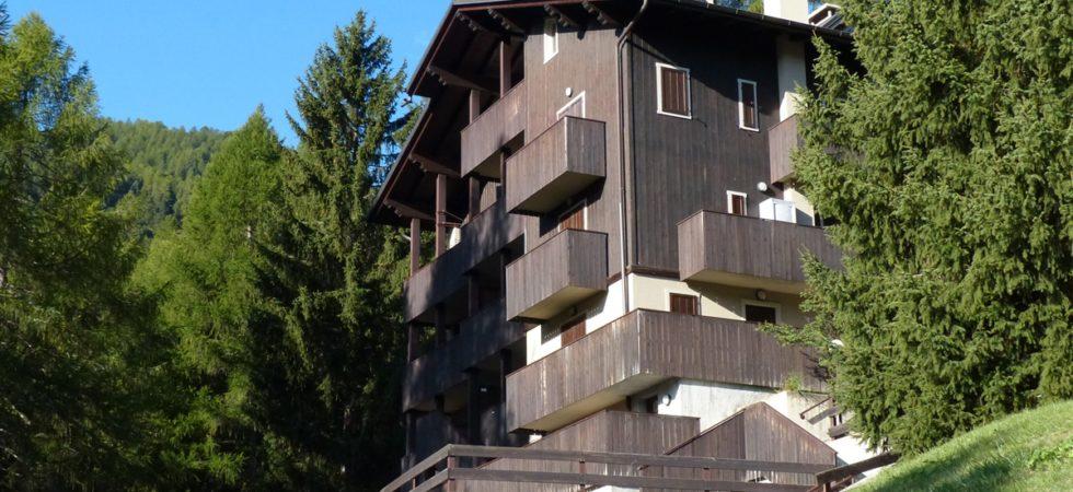 Appartamento a Oga, trilocale panoramico
