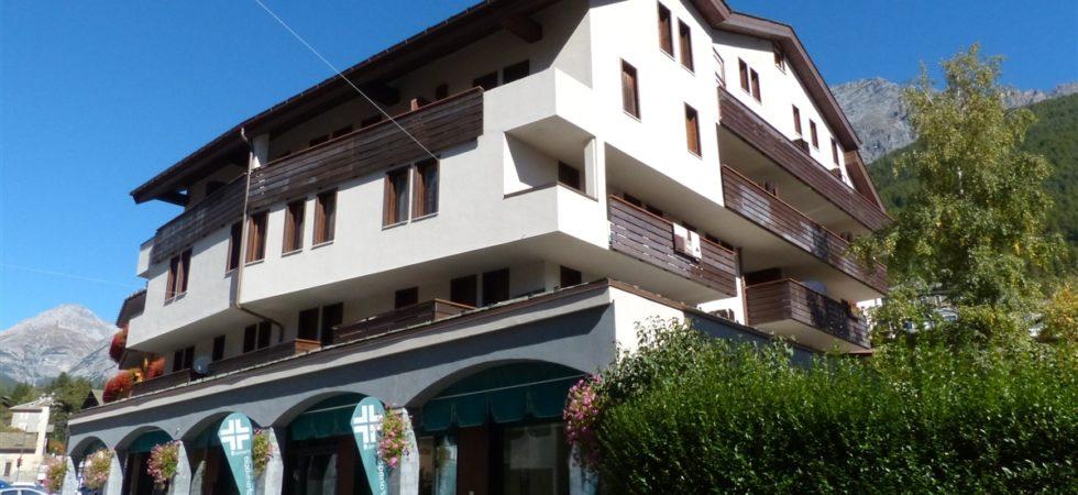 Appartamento centro Bormio, con ascensore e balcone