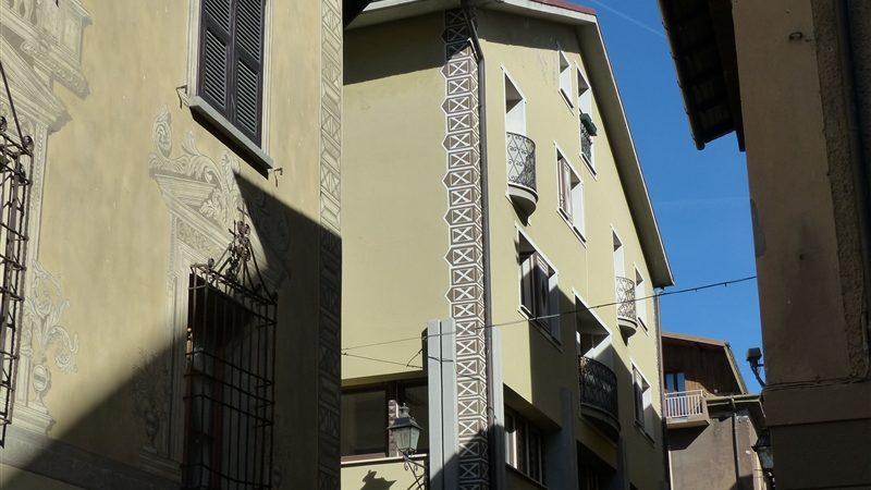 Appartamento in vendita in centro Bormio, trilocale