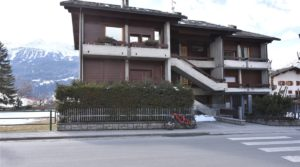 Mansarda nuova a Bormio in zona Funivie