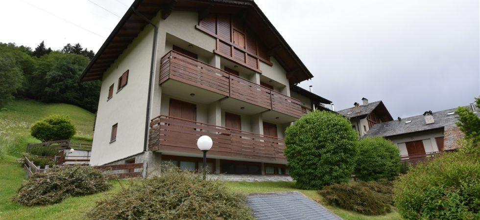 Appartamento a Santa Lucia con grande balcone
