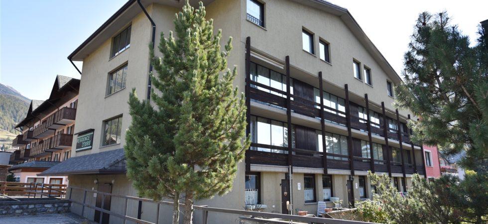 Bilocale centro Bormio, zona residenziale