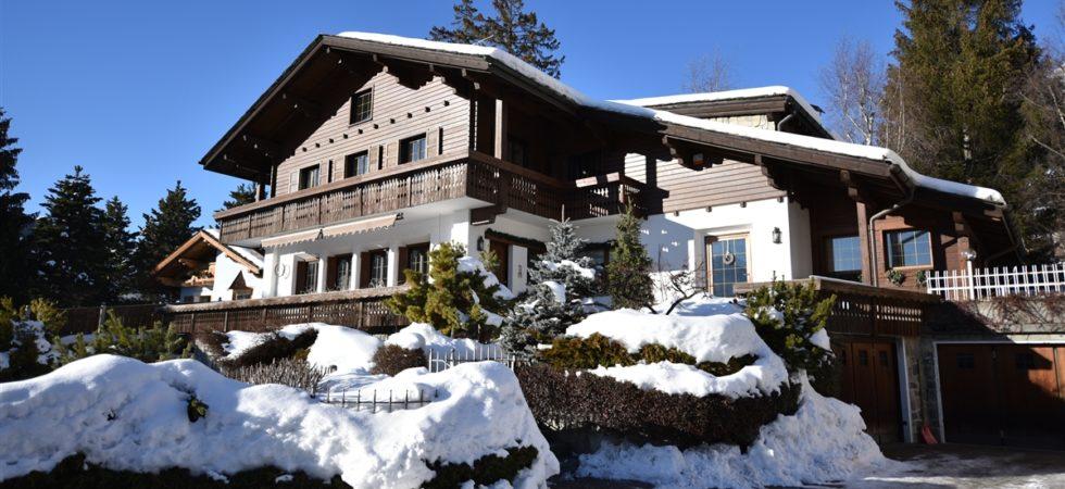 Appartamento in villa privata, trilocale