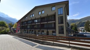 Appartamento con 2 camere in centro Bormio