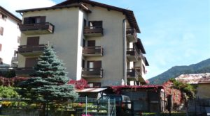 Bilocale centro storico di Bormio, panoramico